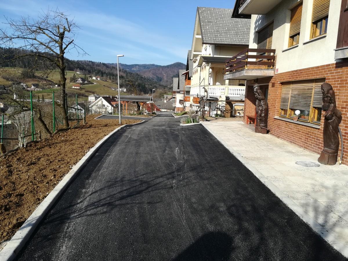 Kanalizacija Dobravšce in Tabor v Gorenji vasi