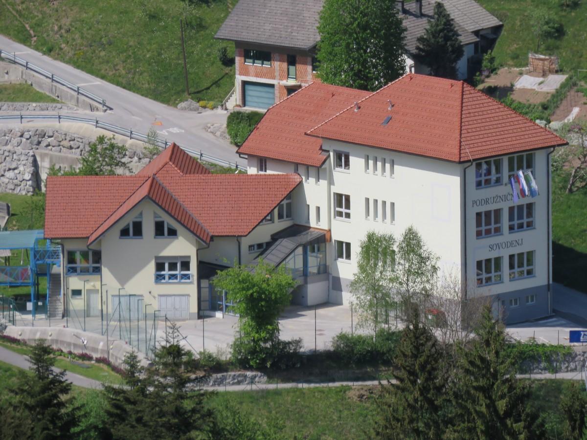 Energetska sanacija in prenova Podružnične šole Sovodenj