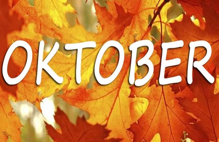 Oktobrski koledar dogodkov na Škofjeloškem