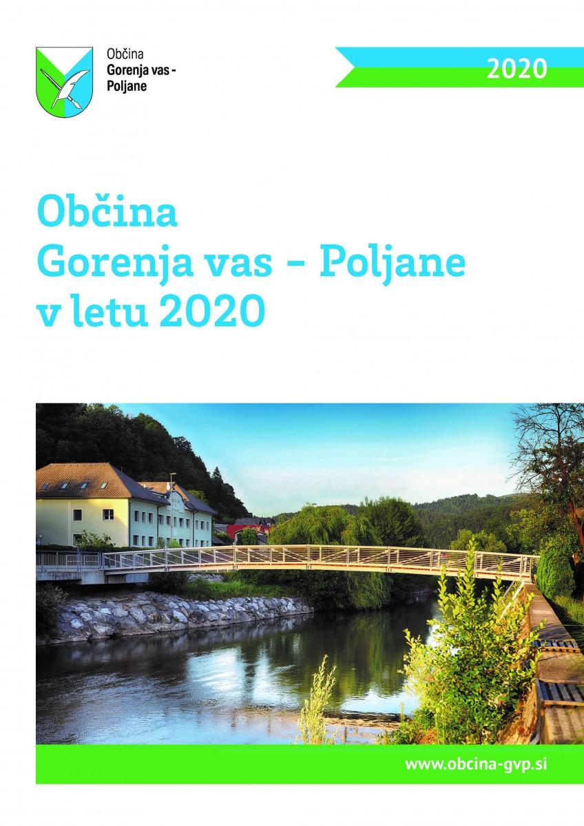 Občina Gorenja vas - Poljane v letu 2020