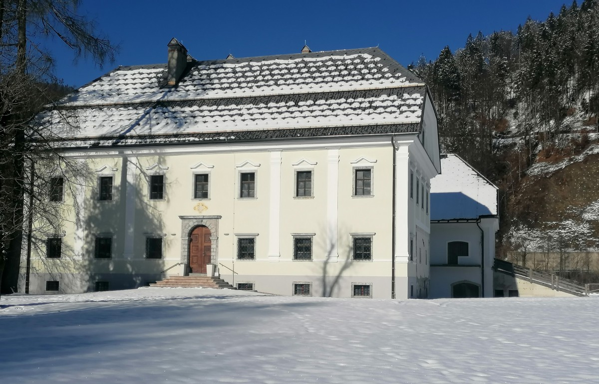 Dvorec Visoko. Foto: Igor Kržišnik