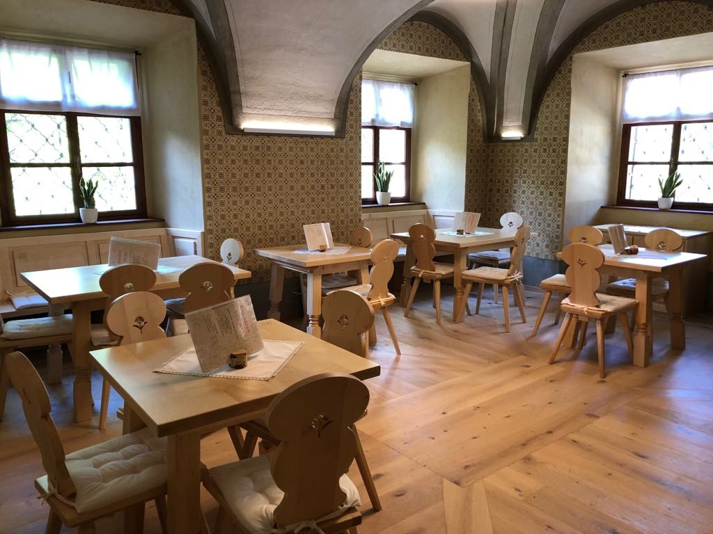 Odprtje nove kavarne na Dvorcu Visoko