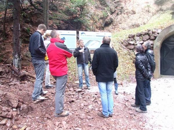 Obisk delegacije pobratene občine Planá nad Lužnicí
