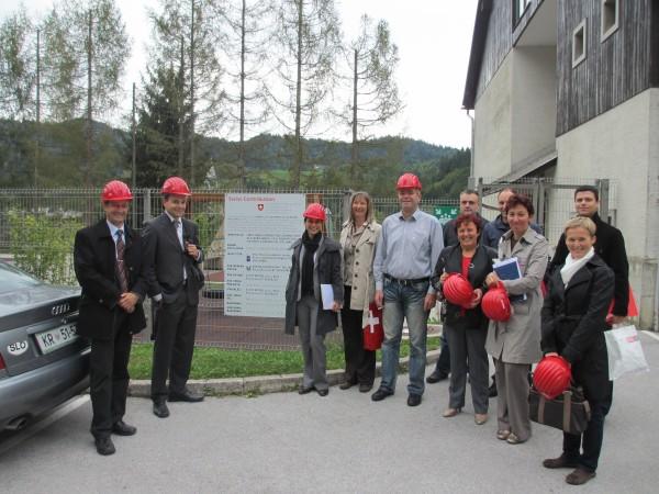 Obisk delegacije REAAL na OŠ Poljane