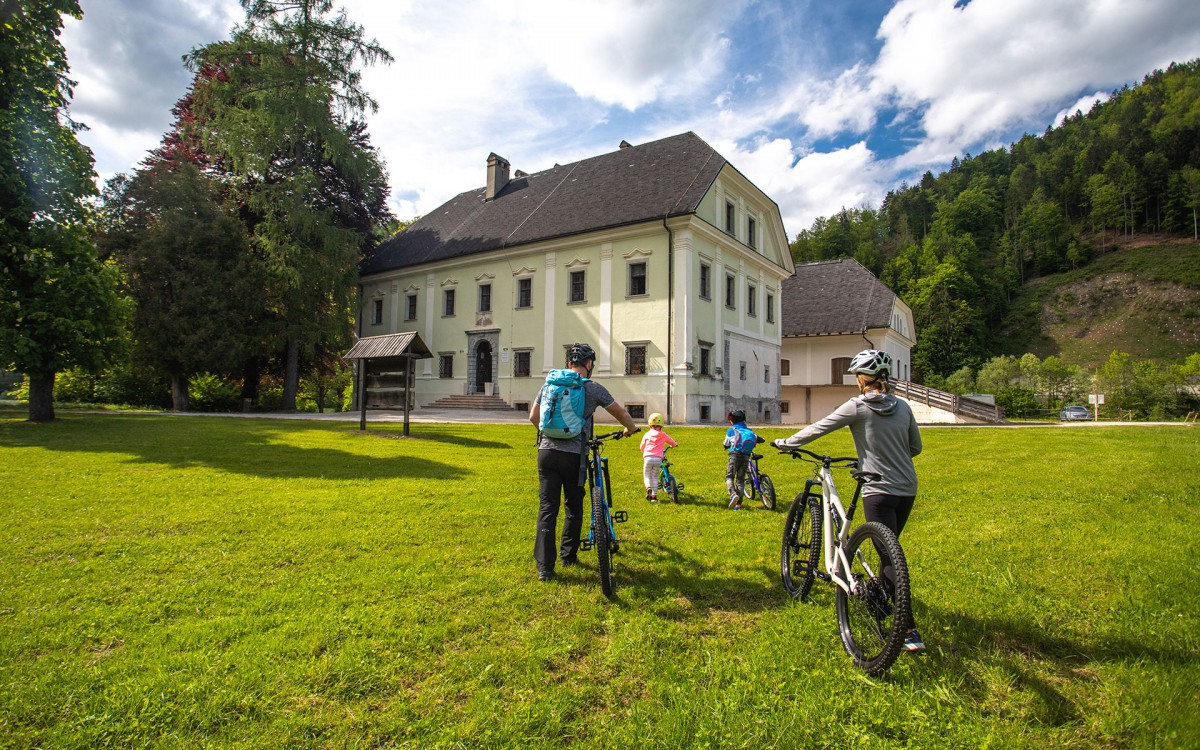 Razvoj državnega kolesarskega omrežja na Škofjeloškem